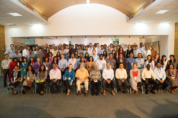 Over 150 participants from 16 countries joined this year's Frugal Innovation Forum