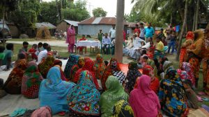 GDBC gathering in Naodapara, Pabna.