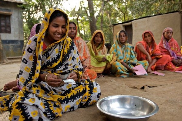 BRAC microfinance clients in Bangladesh