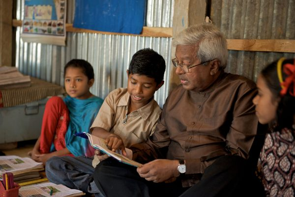 Sir Fazle Hasan Abed and the Everyone A Changemaker movement