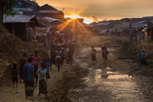 Managing rumours in the Rohingya camps