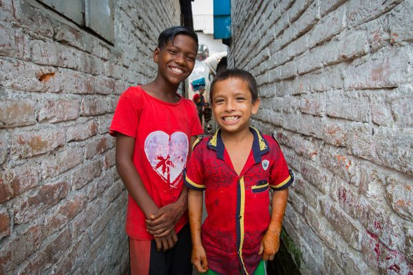 Growth at the grassroots: Communities revamping urban slums